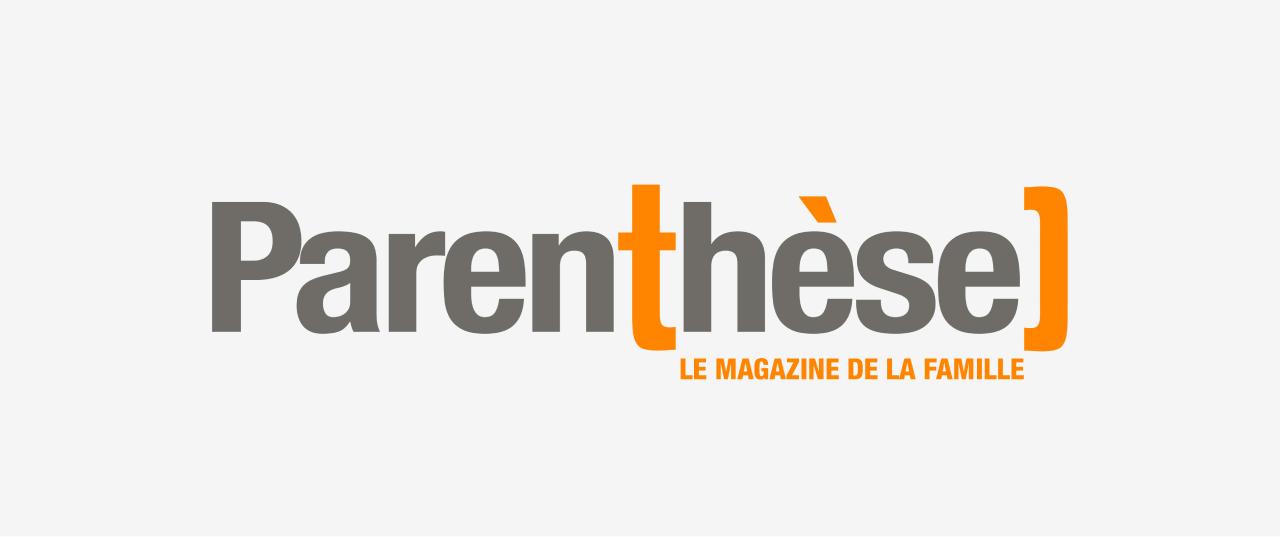 Magazine Parenthèse