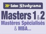 Studyrama Salon Master 1 & 2