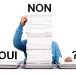 stage oui - non