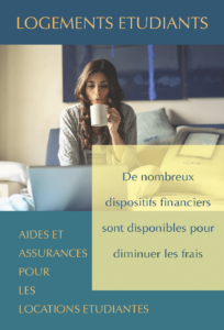 Logements étudiants : aides et assurances